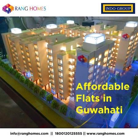 Affordable Flats in Guwahati