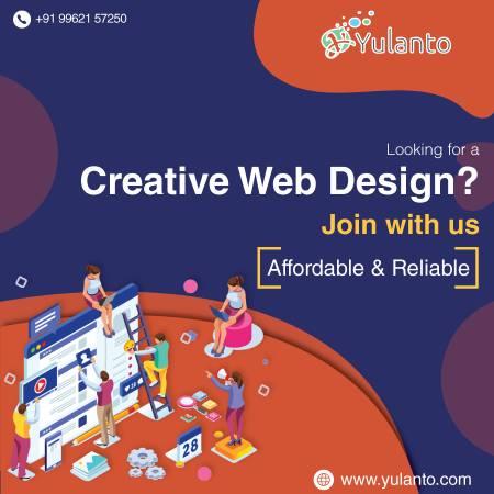 Creative web design services company............$199