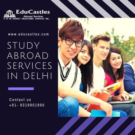 EduCastles - Study Abroad Services in Delhi, India