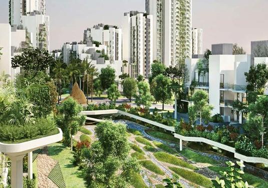 IREO Victory Valley Ready to move 345BHK Homes Sector 67