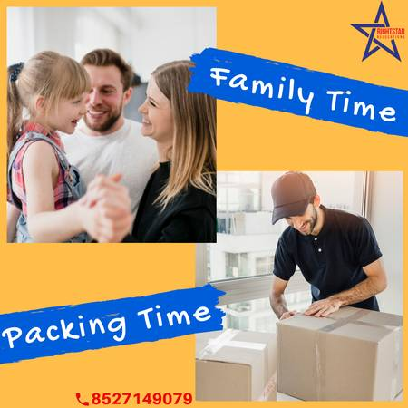 Attain Office Shifting Services with RightStar Relocations