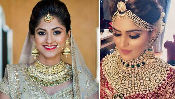 Best Kundal Jewellery shop in Delhi NCR. Bridal jewellery