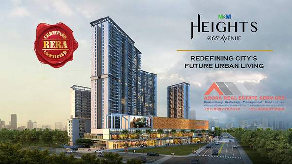 M3M Duo High 2BHK &(2 +1)BHK, Luxury Apartments in Sector 65