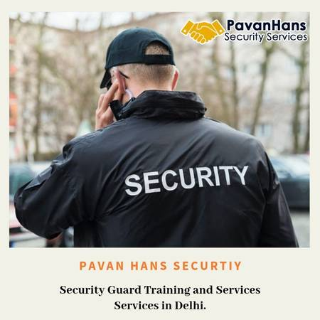 We Make the Security of Security Guard Company in Delhi Easy