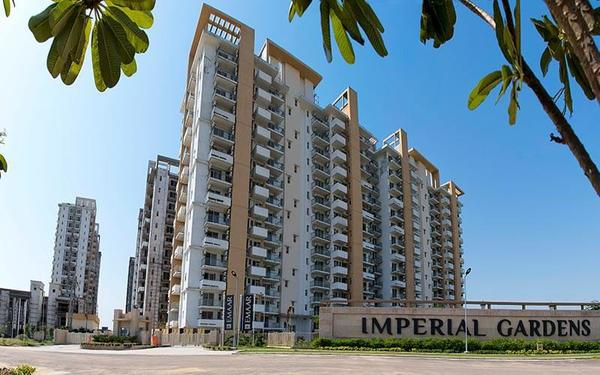 Emaar Imperial Gardens Ready to move Air conditioning 3 Bed