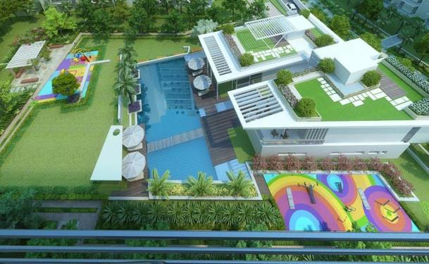 GODREJ OASIS 2 3 BHK Apartments in Sector 88 Gurgaon