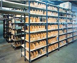 Industrial storage racks manufacturers