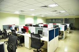 sq.ft posh hi Furnished office space for rent at castle