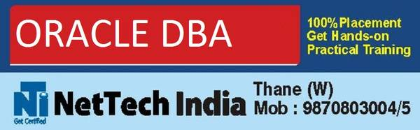 Best Oracle Dba Course In Mumbai
