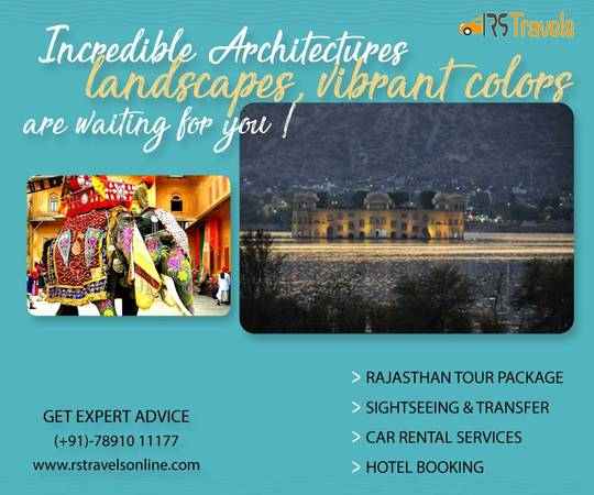 Looking for Best Travel Agency in Jaipur?