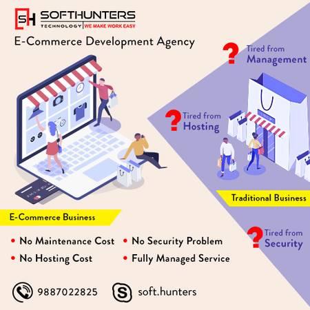 Softhunters Digital marketing Company