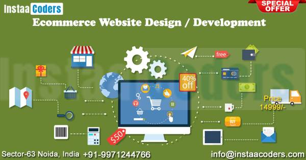 Best ECommerce Web Designing Company in Delhi