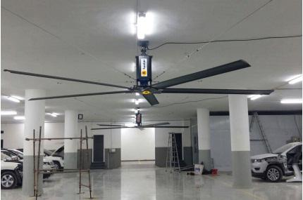 Buy Electric HVLS Fan at Best Price in India