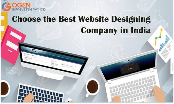Choose the Best Website Designing Company in India