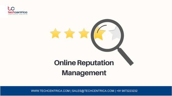 Online Reputation Management Company in Delhi NCR