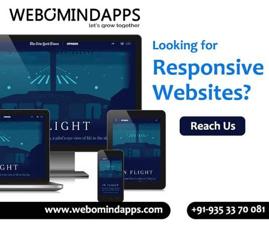 Responsive Website Design Company in Bangalore -