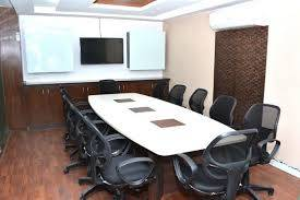 Sq. ft. Semi Furnished office space for rent at mg