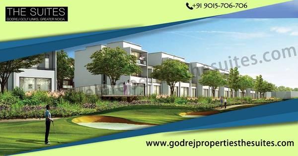 Best flats in Noida  Godrej Properties the Suites is