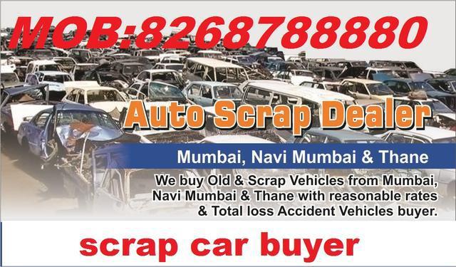 Scrap car buyer in Mumbai Navi Mumbai Accident car Buyer in