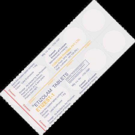 Buy Etizolam Tablets with 5% Discount