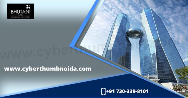 Cyberthum Noida Offering Investment Option To You All