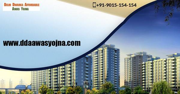 Get your best Flat in DDA Awas Yojna Residential Project