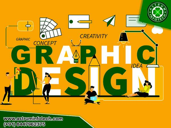 Graphic Designing Services in Delhi NCR Offer by Astrum