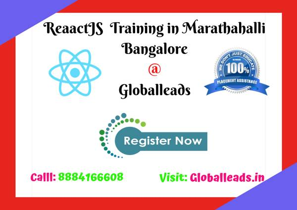 ReactJS Training in Bangalore Marathahalli