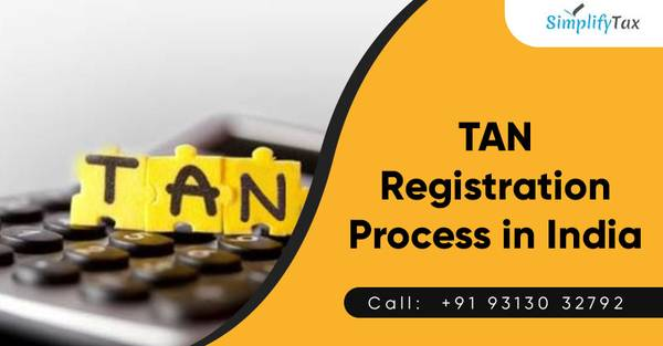 10 Digit TAN Registration Process in India for TDS/ TCS -