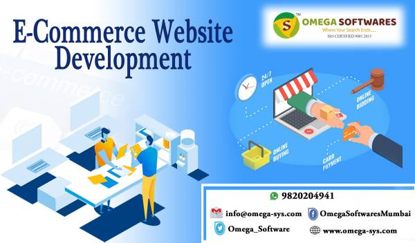 Best eCommerce website design in India at affordable cost