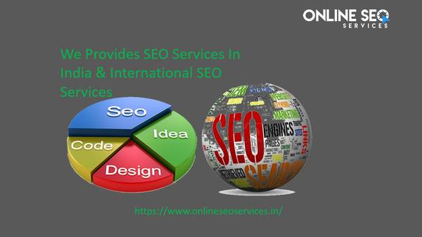 SEO Services Provider - International SEO Services