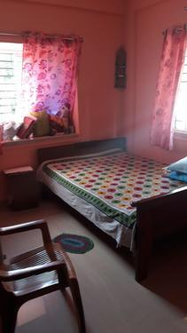 2BHK FLAT WITH ONE COVERED PARKING