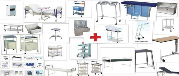 Hospital Furniture Products Manufacturers in Ahmedabad