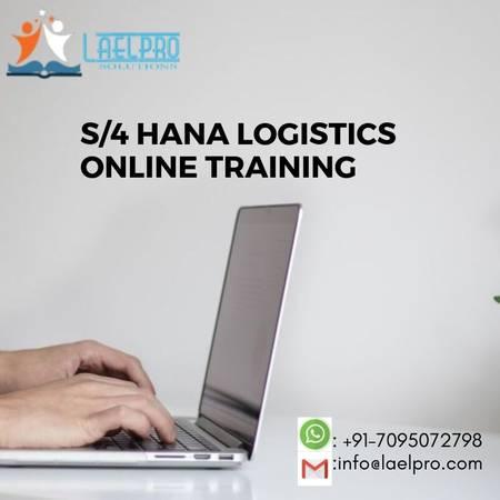 SAP S/4 HANA LOGISTICS ONLINE TRAINING