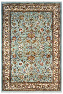 Turk Neel Kashan Wool Carpet Yak Carpet