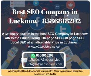 Best SEO Company in Lucknow |