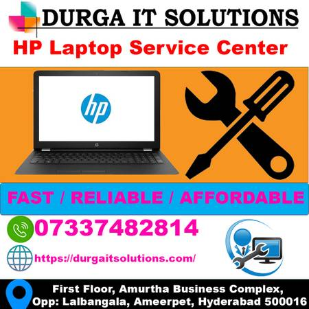 Are You facing Hp laptop Charging problem in Ameerpet,