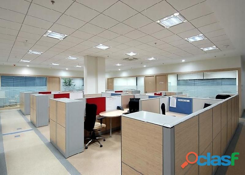 Sale of commercial space with Tenant ITC company in begumpet