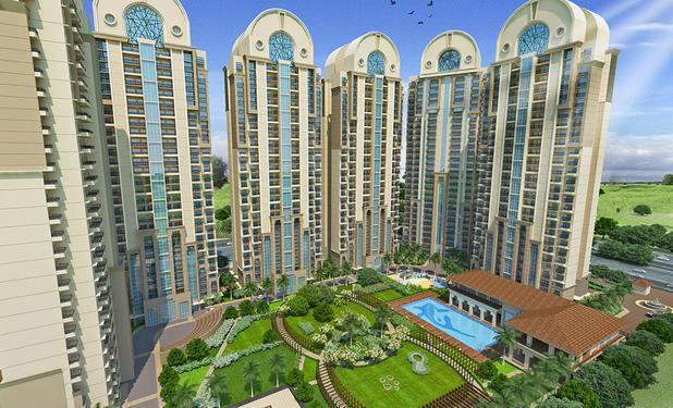 ATS Dolce Luxury 34 BHK in 57 lacs onwards in Greater Noi