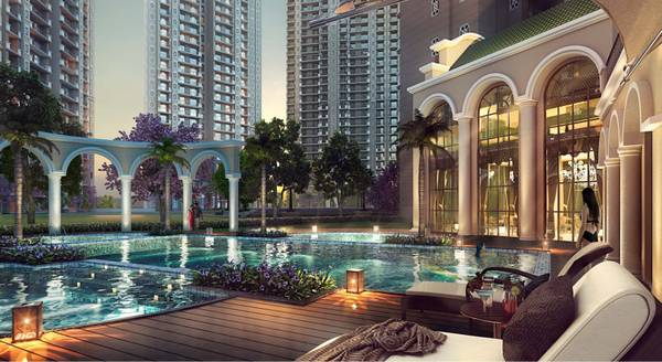 ATS Picturesque Reprieves –3 & 4BHK Apartments in Sector