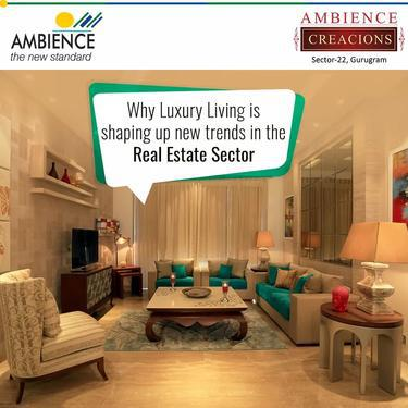 Ambience Creacions Luxury 4 BHK Houses at Sector 22