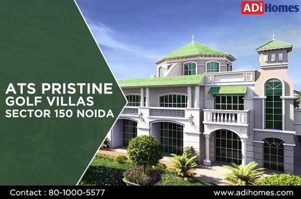 Ats pristine golf villas Sector 150 Noida