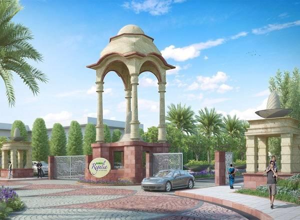 Eldeco Regalia –Plots Available on IIM Road, Lucknow