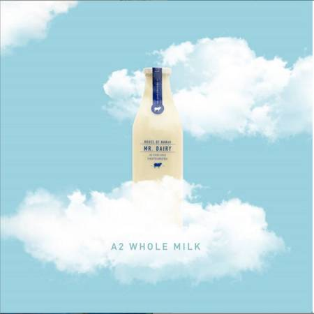 Mr.dairy is providing pure A2 milk and full organic cow milk