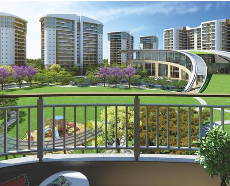 Rishita Mulberry Heights Spacious Apartments in Sushant Go