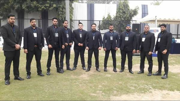 Electronic Security Equipments in Janakpuri, Delhi - ISF