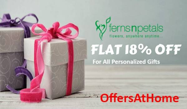 Flat 18% Off on All Diwali Gifts from IGP
