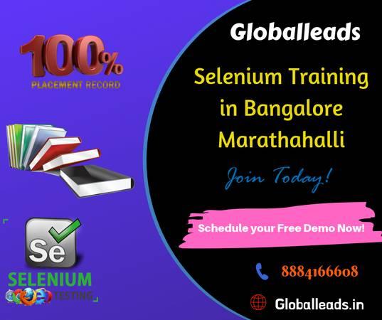 Selenium Training in Marathahalli Bangalore