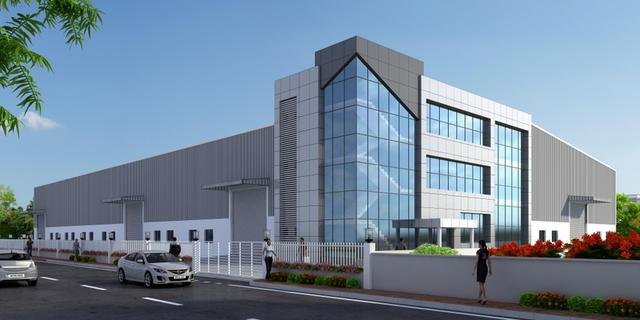 45000 sqft Industrial Factory Shed on Lease in Pune Chakan