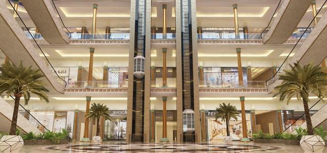 Ekana Mall Retail Office Spaces in Gomti Nagar Extension L